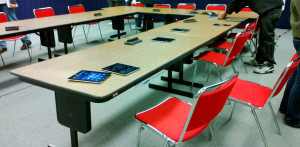 SGA replaces paper with iPads