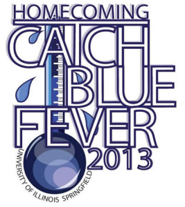 Students come down with 'blue fever'