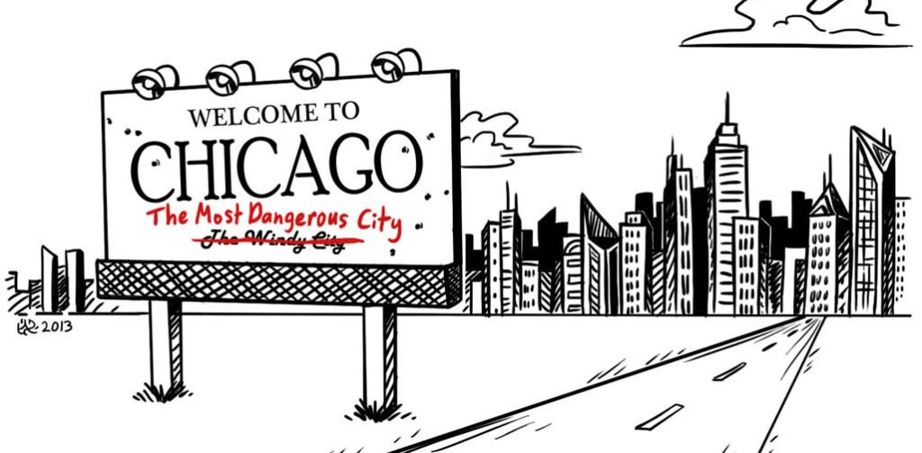 Violence rips through the Windy City