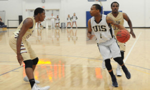 UIS men's basketball starts season strong at home