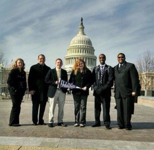 Students visit DC to lobby Congress