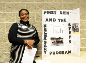 Graduate students shine through fellowship program