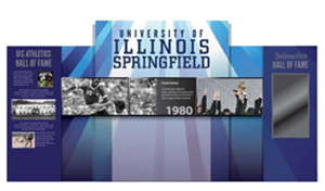 UIS adds tradition through Hall of Fame