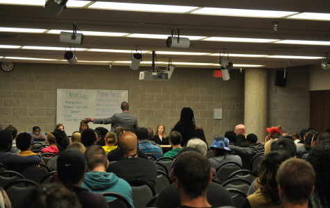 UIS holds public forum on diversity following Travis Porter coverage
