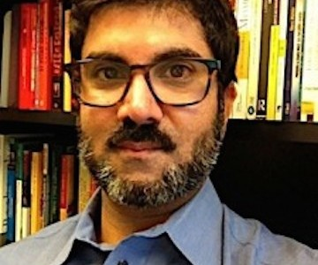 A scholarly addition: Riaz Tejani joins Legal Studies