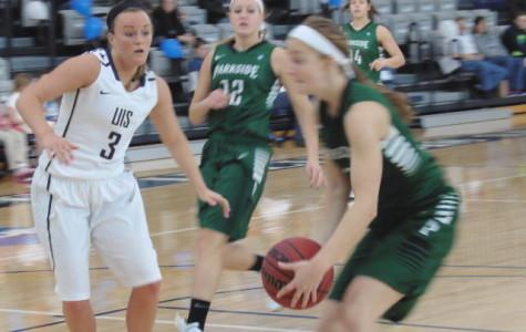 Women's basketball loses 70-45 to Wisconsin-Parkside
