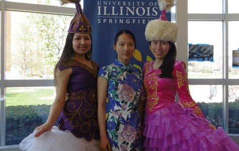 First Annual Asian Carnival held at UIS