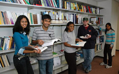 The Learning Hub: 'A friendly place to study'