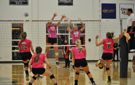 Volleyball team drops fifth straight game