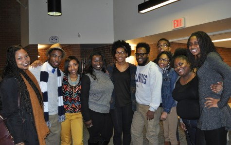 UIS student premieres documentary as part of Black History Month