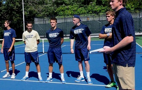 One-on-one with UIS tennis coach Tom Rees