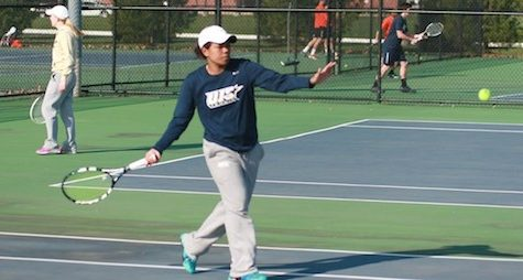 Men's tennis falls; women win tight match at McKendree