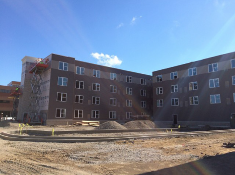 Downtown graduate student housing complex nears completion