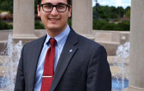The SGA president that nobody seems to hate