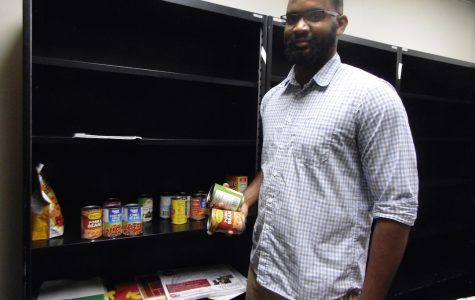 Campus food pantry addresses hunger of UIS students