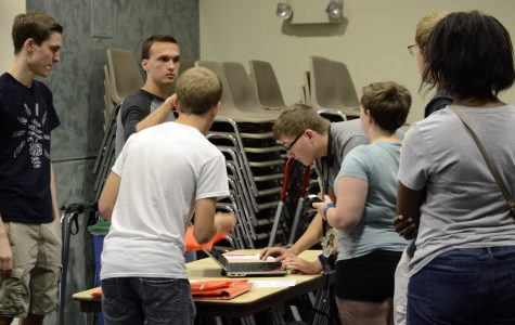 Fourth annual Humans vs. Zombies event kicks off at UIS
