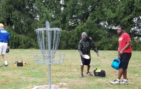 Disc Golf joins campus club sports