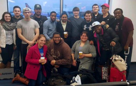 Model United Nations prepares to represent New Guinea in New York