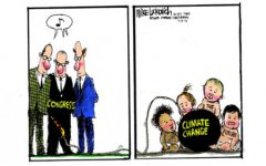 Climate Change: The toxicity of complacency