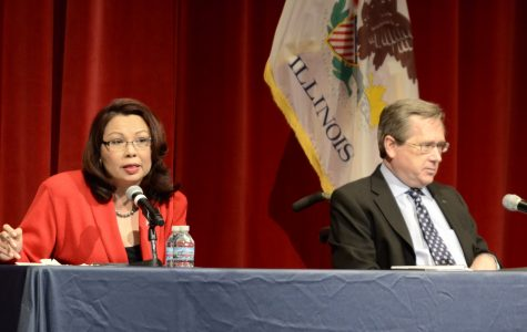 Kirk and Duckworth face off at UIS