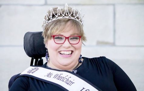 Senior Alicia Woodman to represent Illinois at  National Wheelchair Pageant
