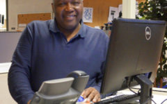 Behind the Scenes at UIS, Rick Geary, ITS Student Worker Supervisor