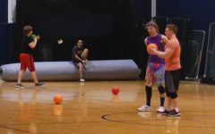 Dodgeball club provides stress relief and fun for UIS students