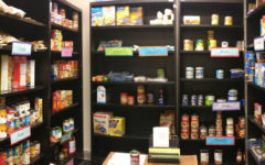 UIS Cares Food Pantry: Free resources for all currently enrolled UIS students