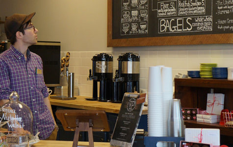 Near-campus coffee shop welcomes UIS students
