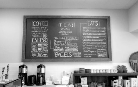 Newly opened coffee shop serves java, snacks and meals