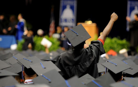 2017 graduating class will have two commencement ceremonies