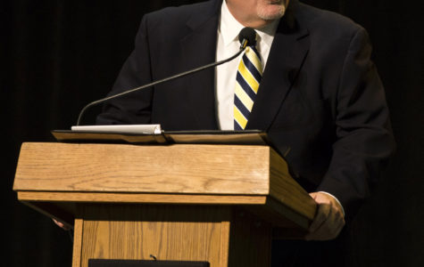 Dennis Papini tapped for provost position