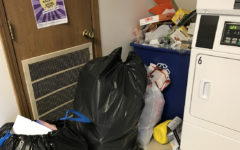 A messy problem: Recycling at UIS