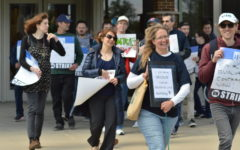 UIS United Faculty calls for strike in response to contract negotiations