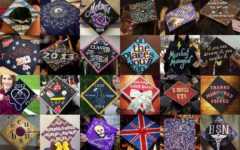 Are decorations on graduation caps okay?