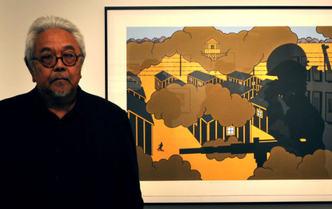 UIS Visual Arts Gallery presents: Roger Shimomura, America Behind Barbed Wire