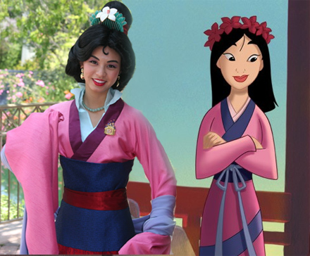 The evolution of Mulan: A chinese warrior