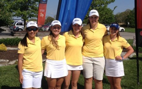 Women's Golf team participates in GLVC tournament