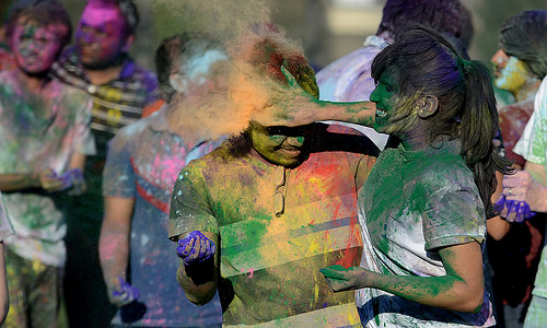 Holi celebration to promote unity- and fun- at UIS