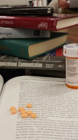 Adderall: One person's medicine, another person's illegal study aid
