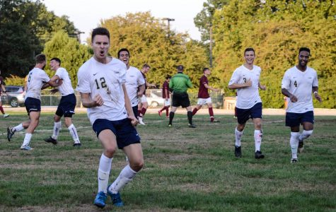 Men's Soccer Team suffers heartbreaker in final seconds