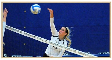 Volleyball splits first tournament, 2-2; six teams compete