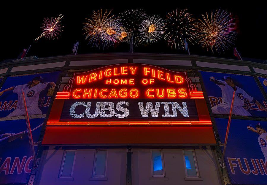 Hell freezes over: Cubs win the pennant