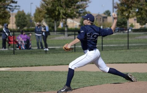 UIS Baseball Fall World Series: Grey Team sweeps Series 3-0