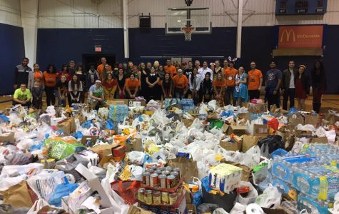 Trick or Treat for Canned Goods sets new record