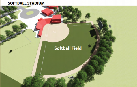 New softball site to open in 2018