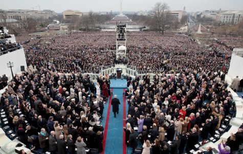 Trump inaugurated as 45th President