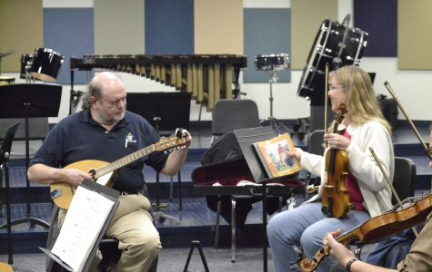 Old Time Music Jam welcomes musical artists and connoisseurs