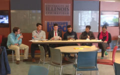 Student Affairs hosts third 'Democracy and Donuts'