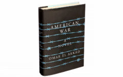 "Another war novel, ""American War"""